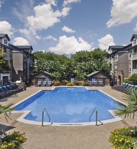 Camden Ballantyne Apartments in Charlotte, North Carolina