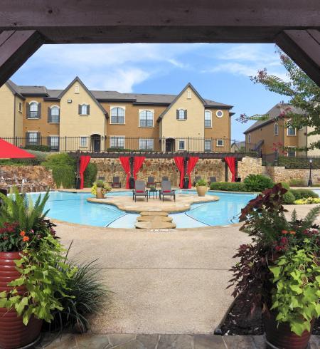 Camden Brushy Creek Apartments in Cedar Park, Texas
