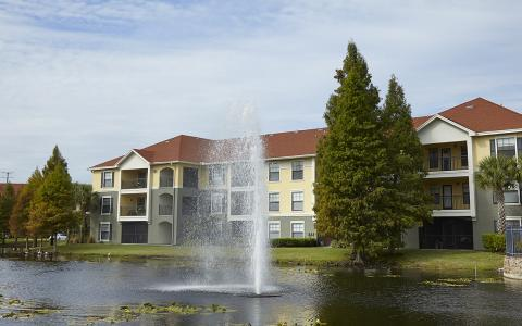 Camden Hunter's Creek Apartments Orlando, Florida