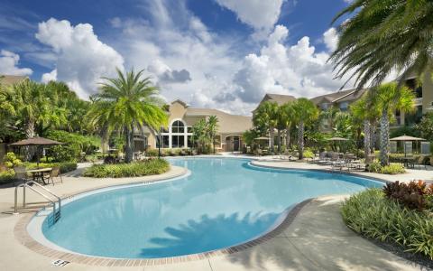 Camden Lago Vista in Orlando Florida