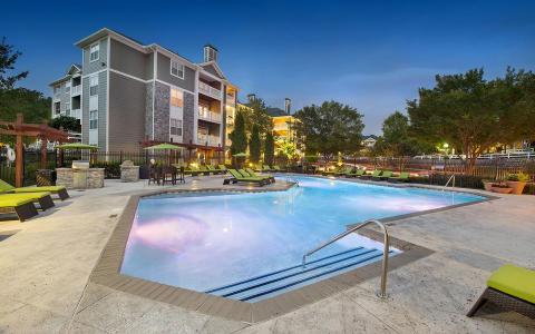 Camden Peachtree City Apartments Pool