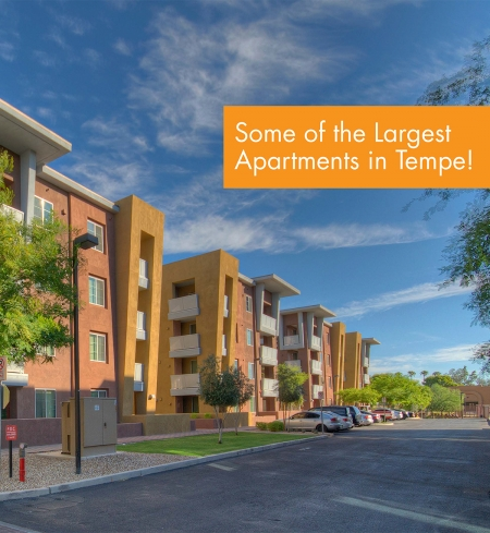 Camden Sotelo apartments in Tempe, Arizona.