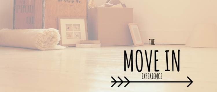 The Move In Experience
